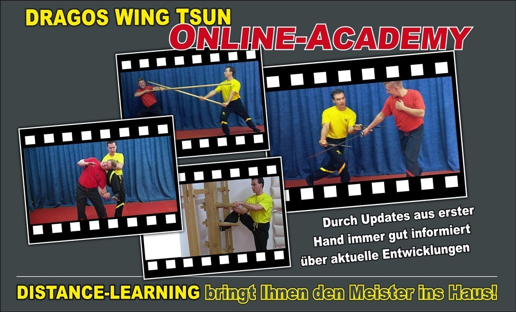 Wing Tsun Videos - DRAGOS WING TSUN Online-Academy Downloads